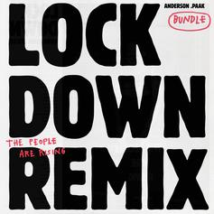 "Anderson .Paak Grabs J.I.D, Jay Rock, & Noname For ""Lockdown Remix"""