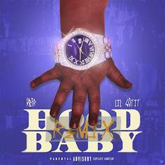 "Lil Gotit Lends His Voice To KBFR's ""Hood Baby Remix"""