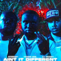 "Headie One Enlists Stormzy & AJ Tracey For ""Ain't It Different"""
