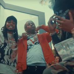 "Rich The Kid, Quavo, & Takeoff Snap On ""Too Blessed"""