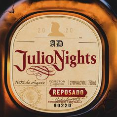 "AD Puts On For Compton With ""Julio Nights"""