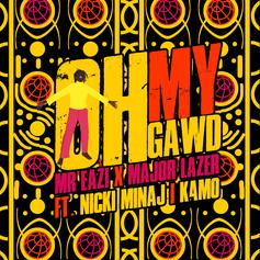 "Mr Eazi & Major Lazer Grab Nicki Minaj & K4mo For Dance-Ready ""Oh My Gawd"""