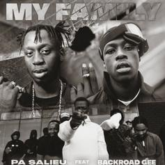"Pa Salieu & Backroad Gee Keep It Within The Circle On ""My Family"""