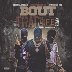 """Stunna 4 Vegas & Yungeen Ace Slide On Rubberband OG's """"Bout That Life (Remix)"""""""