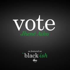 """Jhene Aiko Wants You To """"Vote"""""""