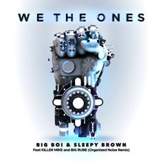 "Big Boi & Sleepy Brown Enlist Killer Mike For ""We The Ones"" Remix"