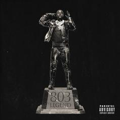 "Blacc Zacc Nabs Kevin Gates, 42 Dugg & More On ""803 Legend"""