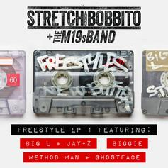 "Stretch & Bobbito Flip Jay-Z, Biggie Verses On ""Freestyle EP 1"""