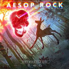 "Aesop Rock Delivers New Album ""Spirit World Field Guide"""