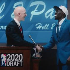 "Sheck Wes Gets Drafted #1 By The Knicks In ""BEEN BALLIN"" Video"