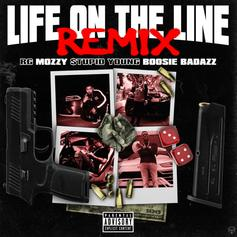 """Boosie Assists RG On """"Life On The Line (Remix)"""" Ft. Mozzy & $tupid Young"""
