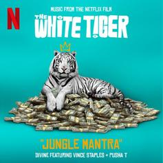 """Pusha T  & Vince Staples Join DIVINE On """"Jungle Mantra"""""""