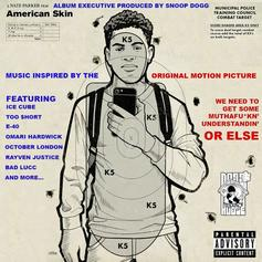 "Snoop Dogg, Ice Cube & More Contribute To ""American Skin"" OST"