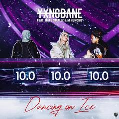 """M Huncho & Nafe Smallz Connect With Yxng Bane On """"Dancing On Ice"""""""
