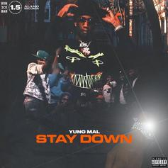 "Yung Mal Releases First New Single Of The Year ""Stay Down"""