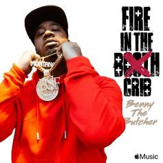 """Benny The Butcher Bodies """"Fire In The Booth"""""""