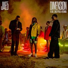"""Skepta & Rema Connect With JAE5 On """"Dimension"""""""
