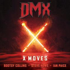 """""""X Moves,""""  A DMX Song Featuring Bootsy Collins, Hits Streaming Services On The Day Of His Passing"""