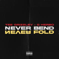 """Tee Grizzley & G Herbo Connect For """"Never Bend, Never Fold"""""""
