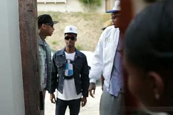 "Tyga Feat. Chris Brown ""G Shit"" Video"