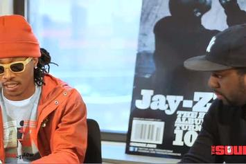 """Future Records """"Future Talks About Drake's Absence From """"Tony Montana"""" Video"""" Video"""