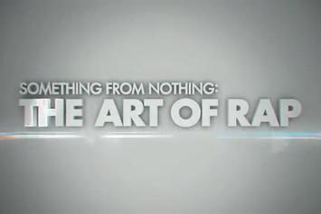 "Dr. Dre, Eminem, Kanye & More ""Something From Nothing: The Art Of Rap (Documentary Trailer)"" Video"