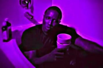 "Killa Kyleon ""Drank in My Cup Freestyle"" Video"
