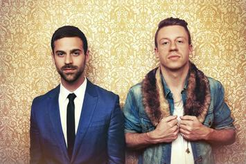 "Macklemore & Ryan Lewis' ""The Heist"" Goes Gold [Update: Album Goes Platinum]"