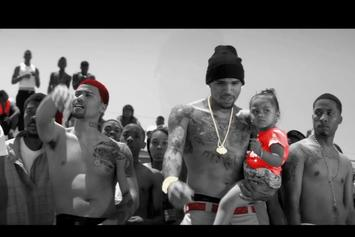 """Chris Brown Feat. Aaliyah """"Don't Think They Know"""" Video"""