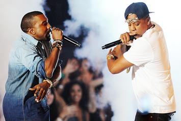 """Jay-Z Remembers Arguing With Kanye West Over """"Holy Grail"""" & """"Oceans"""" While Recording """"WTT"""""""
