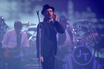 """Justin Timberlake Premieres New Song """"Only When I Walk Away"""" In Las Vegas"""