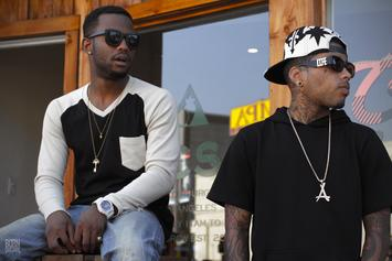 """Kid Ink Feat. Casey Veggies """"I Know Who You Are"""" Video"""