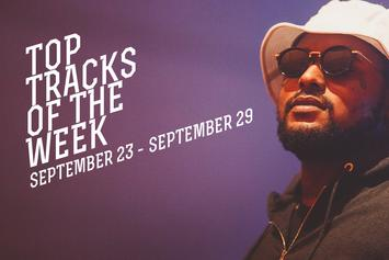 Top Tracks Of The Week: Sept 23-29