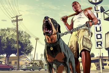 """The Voice Of GTA V's """"Franklin"""" Is A Former Rapper Who Allegedly Knocked Ice Cube Out & Robbed Him"""
