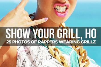 Show Your Grill, Ho: 25 Photos Of Rappers Wearing Grillz
