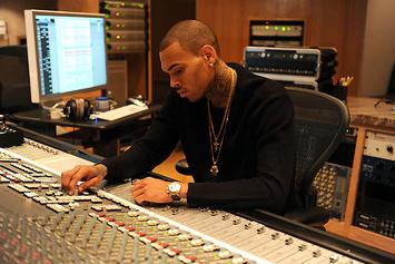 "Chris Brown Pushes Back ""X"" Again"