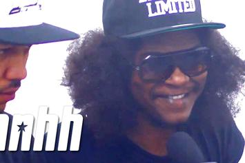 "Ab-Soul Talks On BET Cyphers, Mac Miller Being The ""New Ice Cube"""