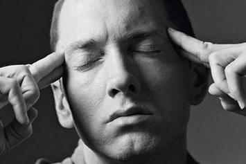"""Eminem Reveals """"Deluxe Edition"""" Artwork For """"The Marshall Mathers LP 2"""""""