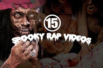 15 Spooky Rap Videos