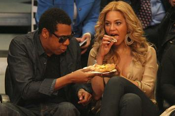 Jay Z & Beyonce Take On Vegan Challenge