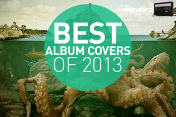 Best Album Covers Of 2013