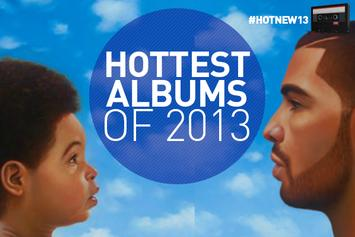 Hottest Albums Of 2013