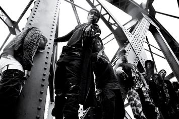 """A$AP Rocky Announces Instrumental Album Release & Single, Causes """"VLone Riot Rave"""" In SoHo"""