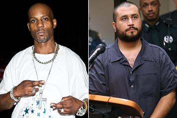 George Zimmerman Boxing Match With DMX Cancelled [Update: Now Promoter Says It's Not Cancelled]