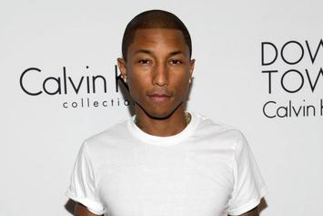 Pharrell Covers Billboard Magazine