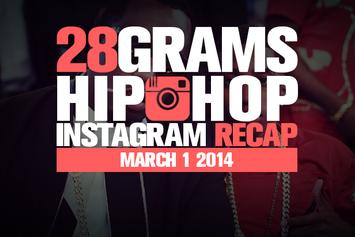 28 Grams: Hip-Hop Instagram Recap (March 1)