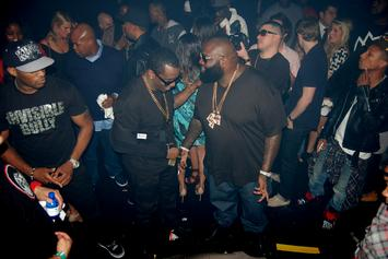 A DJ Was Wounded During A Shootout At Rick Ross' Album Release Party In DeKalb County Last Night