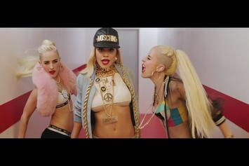 "Rita Ora ""I Will Never Let You Down"" Video"