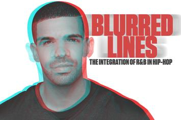 Blurred Lines: The Integration Of R&B In Hip-Hop