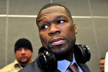 50 Cent Ordered To Pay Sleek Audio $16 Million Following Lawsuit